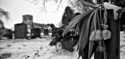 Burying My Father (A Poem)