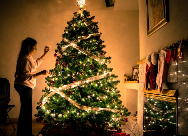 for years carol was glued to her christmas traditions although they brought her joy - Home Free Christmas